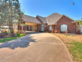 Property for sale at 4005 Stonebridge Circle, Yukon,  Oklahoma 73099