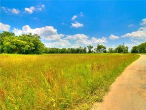 Property for sale at 00 Babek Street, Prague,  Oklahoma 74864