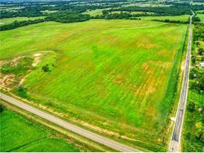 Property for sale at E 160 AC GARRETTS LAKE Road, Shawnee,  Oklahoma 74804
