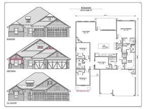Property for sale at 2705 Cedar Creek Drive, Moore,  Oklahoma 73160
