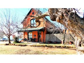 Property for sale at 223 S 1st Street, Guthrie,  Oklahoma 73044