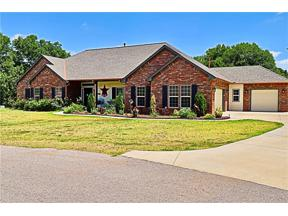 Property for sale at 19191 Charleston Pointe Drive, Shawnee,  Oklahoma 74801