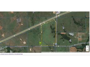 Property for sale at Henney-Hwy 33-Old Hwy 33 Road, Langston,  Oklahoma 73050