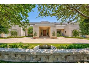 Property for sale at 7208 N Country Club Drive, Nichols Hills,  Oklahoma 73116