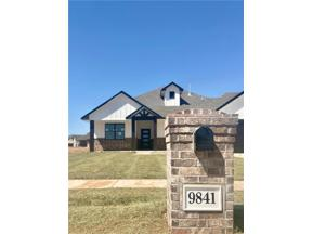 Property for sale at 9841 NW 95 Street, Yukon,  Oklahoma 73099