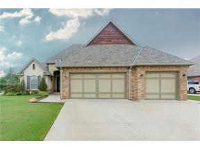 Property for sale at 1144 Canteberry Drive, Yukon,  Oklahoma 73099