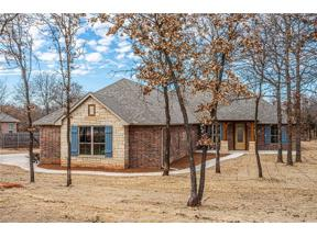 Property for sale at 3446 Antler Valley, Guthrie,  Oklahoma 73044