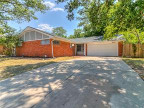 Property for sale at 3820 NW 61st Street, Oklahoma City,  Oklahoma 73112