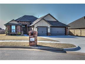 Property for sale at 1411 Auburn Court, Piedmont,  Oklahoma 73078