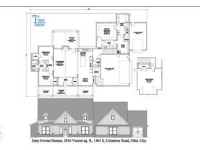 Property for sale at 1001 S Cimarron Road, Yukon,  Oklahoma 73099