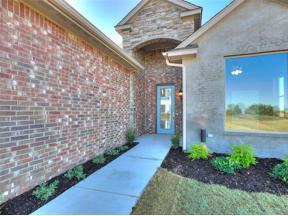 Property for sale at 13212 Brampton Way, Yukon,  Oklahoma 73099