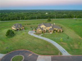 Property for sale at 5302 Maximus Court, Arcadia,  Oklahoma 73007