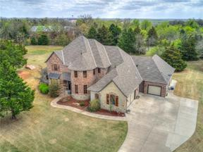 Property for sale at 9616 Divino Court, Arcadia,  Oklahoma 73007
