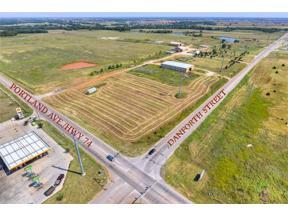 Property for sale at 0000 N Portland/Danforth Road, Edmond,  Oklahoma 73012