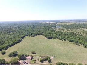 Property for sale at E E1100 Road, Okemah,  Oklahoma 74859