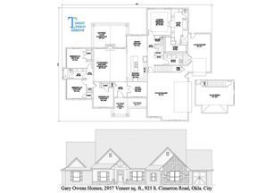 Property for sale at 925 S Cimarron Road, Yukon,  Oklahoma 73099