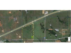 Property for sale at New Hwy 33 & Old Hwy 33 Highway, Langston,  Oklahoma 73050