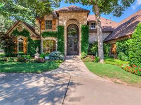 Property for sale at 1905 Mission Hills Circle, Edmond,  Oklahoma 73025