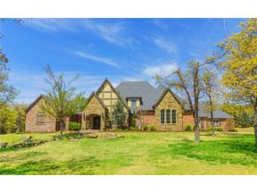 Property for sale at 5807 Lakewood Ridge Road, Edmond,  Oklahoma 73013