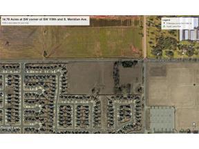 Property for sale at SW 119 Street, Oklahoma City,  Oklahoma 73173