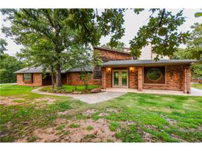 Property for sale at 9801 Skyridge, Arcadia,  Oklahoma 73007