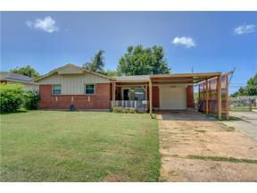 Property for sale at 1949 Rulane Drive, Midwest City,  Oklahoma 73110