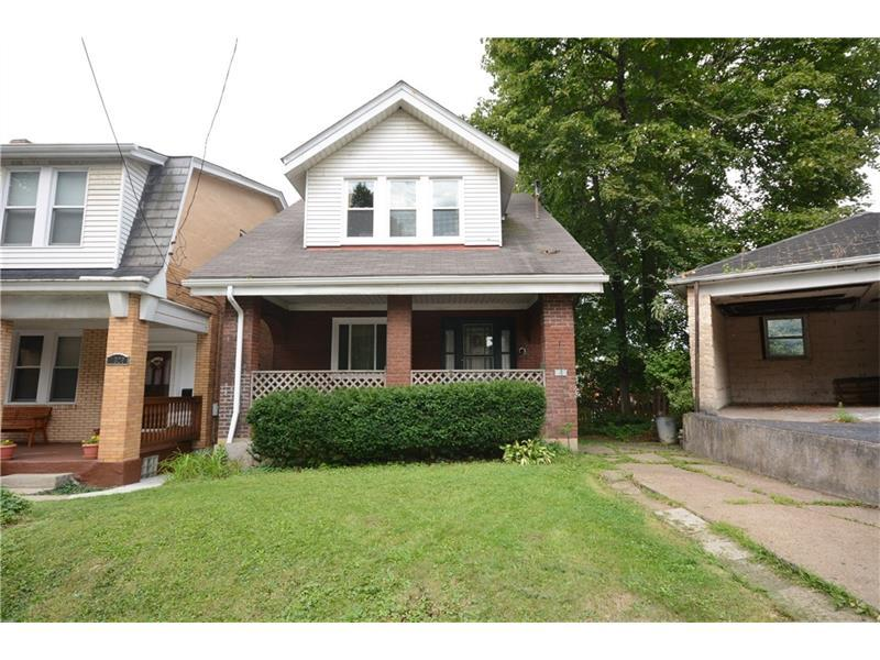 Photo of home for sale at 1331 McNeilly, Dormont PA