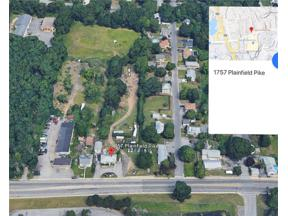 Property for sale at 000 Plainfield Pike, Johnston,  Rhode Island 02919