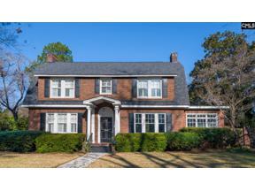 Property for sale at 1707 Heyward Street, Columbia,  South Carolina 29205