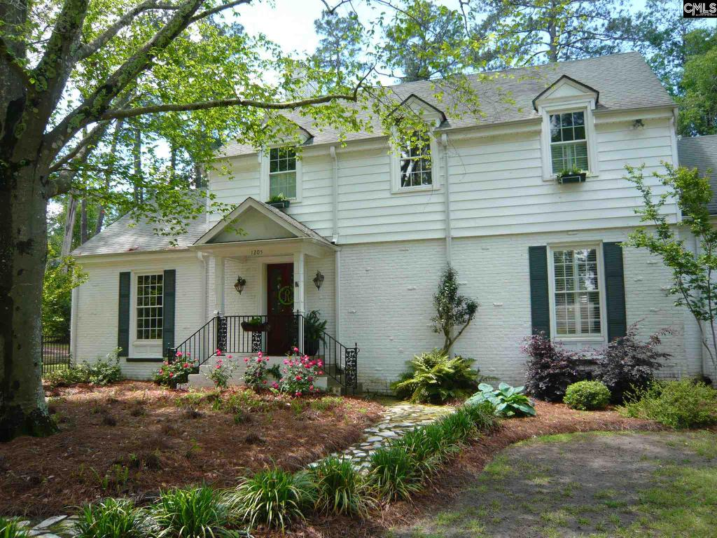 Photo of home for sale at 1205 Moss Street, Orangeburg PA