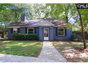 Property for sale at 1324 Ellison Road, Columbia,  South Carolina 29206