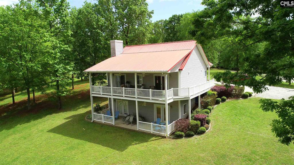Photo of home for sale at collum Landing Road, Batesburg SC
