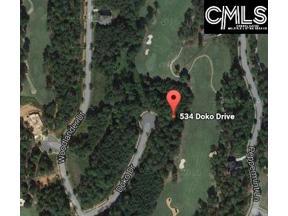 Property for sale at 534 Doko Court, Blythewood,  South Carolina 29016
