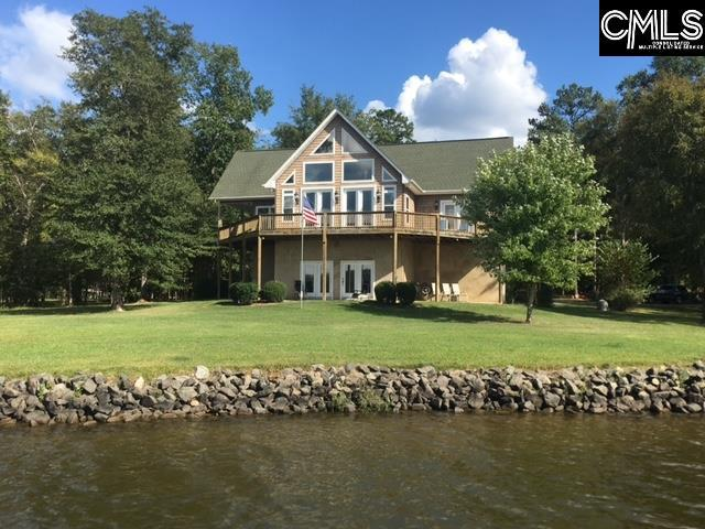 Photo of home for sale at 192 Plantation Pointe Road, Ridgeway SC