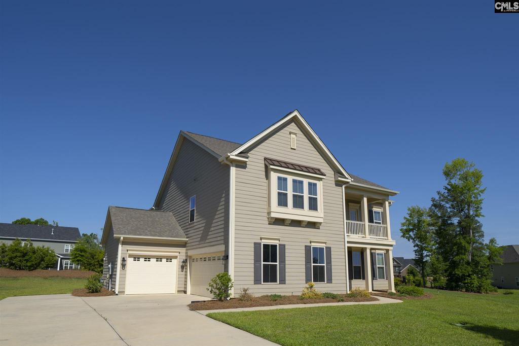 Photo of home for sale at 2119 Harvestwood Lane, Chapin SC