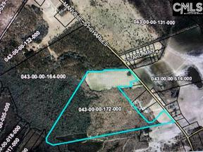 Property for sale at 0 Manville- St. Charles Road, Bishopville  29010