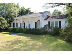 Property for sale at 1707 Fair Street, Camden,  South Carolina 29020