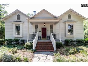 Property for sale at 407 Greene Street, Camden,  South Carolina 29020