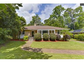 Property for sale at 1101 Sunnyside Drive, Columbia,  South Carolina 29204