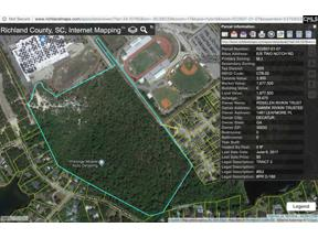 Property for sale at E/S Two Notch Road Unit: PT-TRACT 3, Columbia,  South Carolina 29223