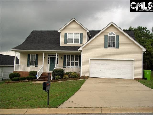 Photo of home for sale at 225 Hodson Hall Drive, Columbia SC