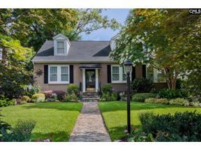 Property for sale at 2421 Monroe Street, Columbia,  South Carolina 29205