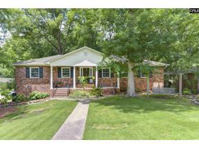 Property for sale at 301 Barmount Drive, Columbia,  South Carolina 29210