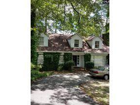 Property for sale at 826 Arbutus Drive, Columbia,  South Carolina 29205