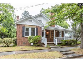 Property for sale at 2703 Kershaw Street, Columbia,  South Carolina 29205