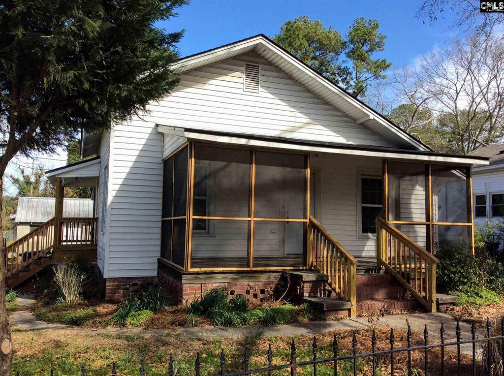 Photo of home for sale at 312 Augusta Street, West Columbia SC
