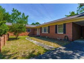Property for sale at 3040 Barnes Springs Road, Columbia,  South Carolina 29204