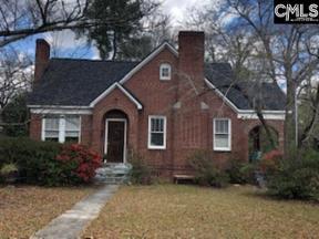 Property for sale at 2913 Heyward Street, Columbia,  South Carolina 29205