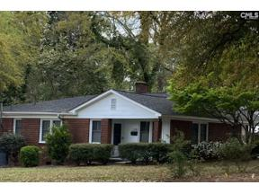 Property for sale at 1442 Whittaker, Columbia,  South Carolina 29205