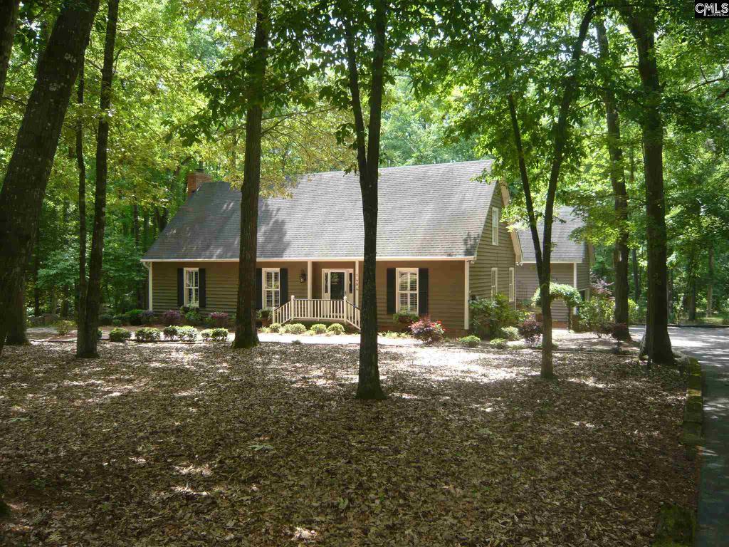 Photo of home for sale at 1484 Lee Boulevard, Orangeburg SC